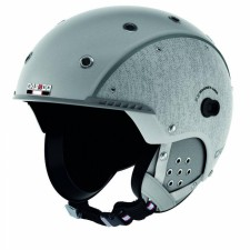 Шлем для сноуборда Casco 2017-18 SP-3 Airwolf silver
